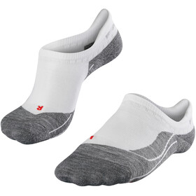 Falke RU4 Chaussettes de running invisibles Femme, white mix